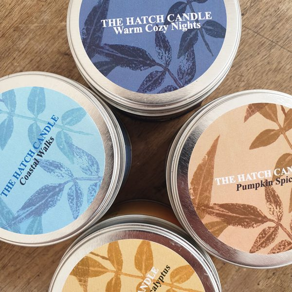 Soy wax candles all