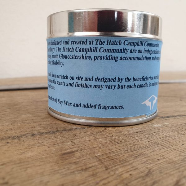soy candle side Soy Wax Candles